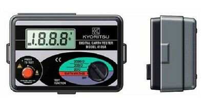 Kyoritsu EARTH & GROUND RESISTANCE TESTER KYO4105A 158x105mm Dust & Drip Proof