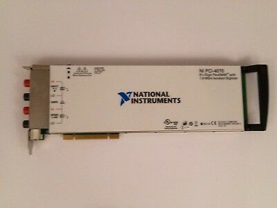 ... National Instruments PCI-4070 - 6.5 stell. Multimeter & Digitizer NP:2540€