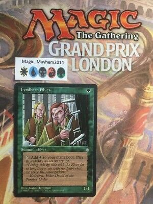 Free Shipping! 4x Fyndhorn Elves Ice Age SP//NM Magic The Gathering Mtg