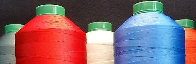 Strong Bonded Nylon Thread 20'S, 1600Mtrs,Assorted Colours