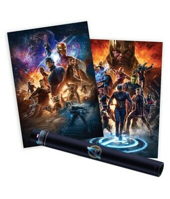 Marvel Avengers Legends Endgame posters Collection Pre-order