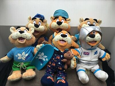 Rory Bears Haven Holiday X 6