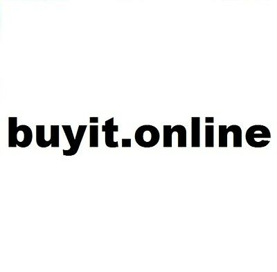 BuyIt.Online - Domain Name For Sale - Highly Brandable - Highly Marketable