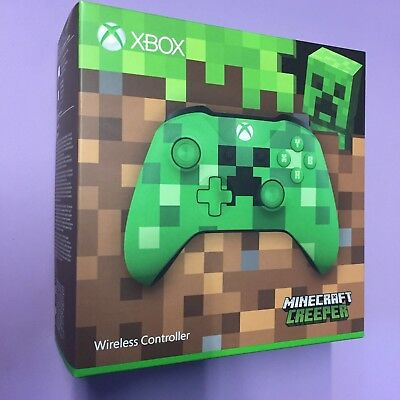 Xbox Wireless Controller  Minecraft Limited Edition Microsoft Neu&OVP