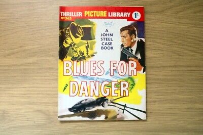 THRILLER PICTURE LIBRARY No 363 JOHN STEEL