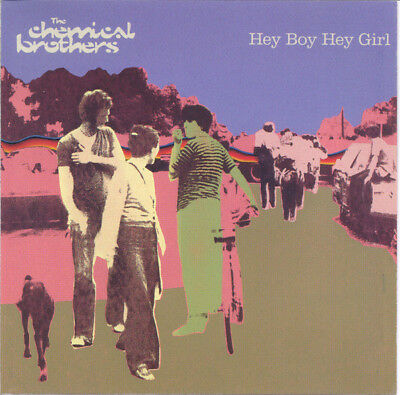 The Chemical Brothers – Hey Boy Hey Girl - CD - New & Sealed
