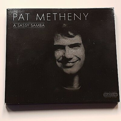 Pat Metheny – A Sassy Samba (Unofficial release CD with slipcase) – Mint*