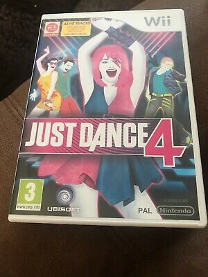 Just Dance 4 (Wii), Very Good Nintendo Wii, Nintendo Wii Video Games