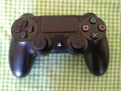 Sony PS4 Official DualShock 4 Controller - V1 Jet Black CUH-ZCT1E RF2747