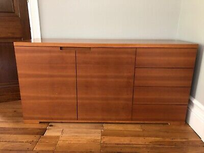 Lovely contemporary HEALS Cherry Sideboard