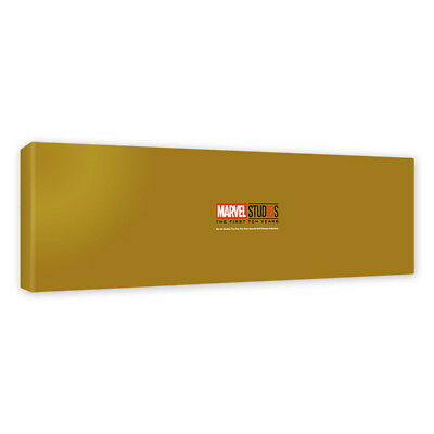 Marvel Avengers Hero Gold Banner Collection 30pc Marvel 10th Anniversary Item