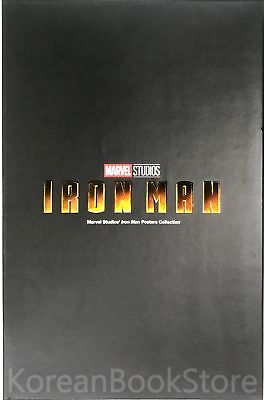 Marvel Posters Marvel Studios Iron Man Posters Collection MCU Official Goods