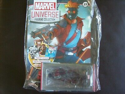 Panini Marvel Universe Figurine Collection # 33 Star-Lord