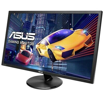 "Asus VP28UQG 28"" LED 1ms 4K Gaming Monitor - 3840 x 2160, HDMI Display Port VESA"