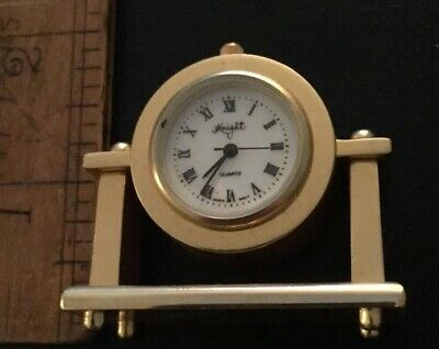 Knight And Gibbons Vintage Mantel Clock