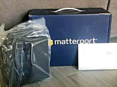 MATTERPORT PRO 3D Camera MC200 with Manfrotto Tripod & quick
