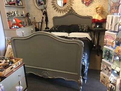 Beautiful Double Antique French Bed