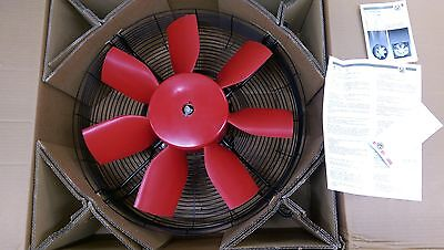 LARGE Extraction Fan 500mm HCFT / 6-500 / H-PN S&P Plastic blades 3 PHASE ONLY