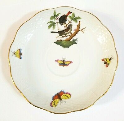 Herend tea cup saucer only