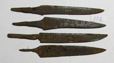 Ancient iron knives of Kievan Rus Viking 8-11 century. #602