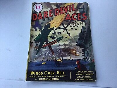 Dare Devil Aces.  Wings Over Hell.