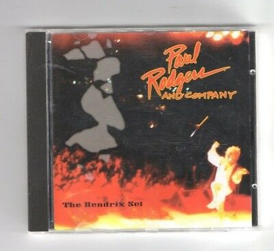 Paul Rodgers And Company – The Hendrix Set Neal Schon US Import CD
