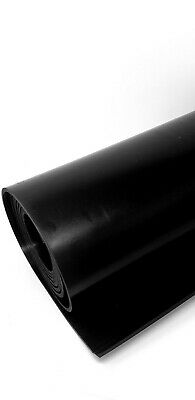 "Neoprene Rubber Sheet 1/16 Thk X 42"" Wide X 5 Ft Long  Free Shipping"