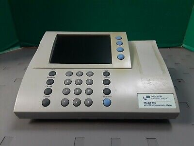 Denver Instruments 250 pH/ISE/Conductivity Meter