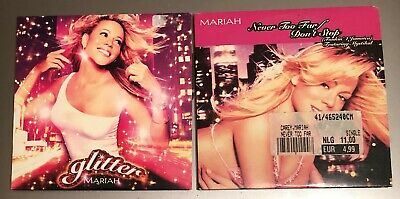 Mariah Carey - Glitter (Eu Promo Album) + Never Too Far (Eu Cd Single)