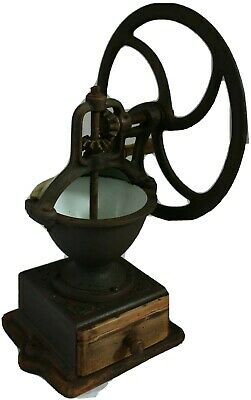 Antique JAPY Freres N2 ? Coffee Grinder Mill Moulin café Molinillo Macinacaffe
