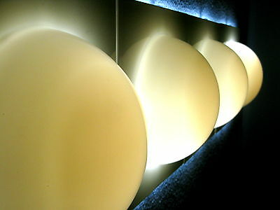 ° Mega Bubble °° Wandlampe°°° ,Vintage Space Age Design,Lampe Lamp 2