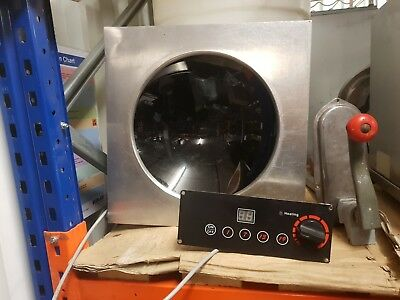 Commercial Induction Wok Cooker Catering Good Quality