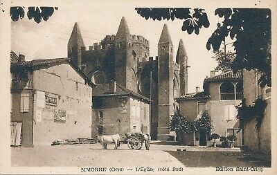 CPA - France - (32) Gers - Simorre - L'Eglise