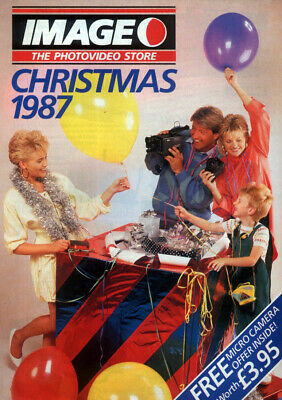 Image - The Photovideo Store 1987 Christmas Catalogue