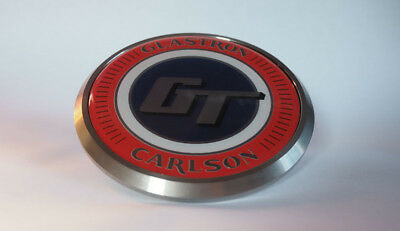 Glastron Carlson GT150 / GT160 Bow Medallion / Decal