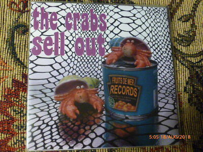 FRUITS DE MER The Crabs Sell Out / The Crabs Freak Out 2012 MEMBERS CLUB ONLY CD