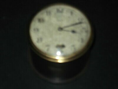 RARE Vintage Smiths Electric Car Clock Type 1 c. 1935 Extra Large Casing