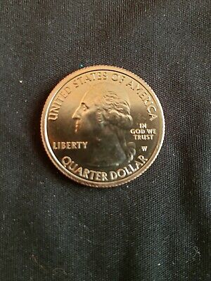 2019-W Uncirculated West Point Mint Lowell National Park Quarter