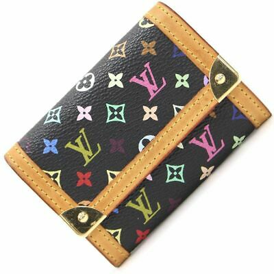 de1f0c314c Louis Vuitton Monogramma Multicolore Porto Monez Pla Multicolore, Pelle