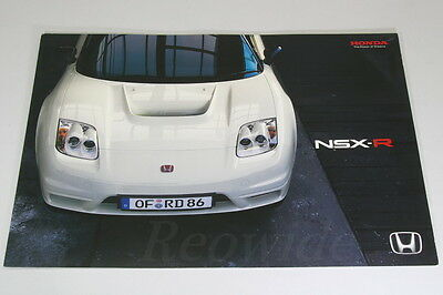 Acura Honda NSX Type R japanese jdm car poster print picture A3 SIZE