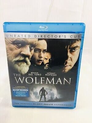 The Wolfman [New Blu-ray] Ac-3/Dolby Digital, Digital Copy, Dolby, Digital