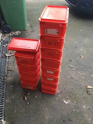 Ssi Schaefer Boxes With Lids