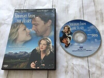 Straight From the Heart (DVD, 2003) Rare Drama Teri Polo Andrew McCarthy