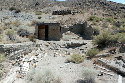Evening Star Placer & Lode Gold & Silver Mining Claims Near Lovelock, NV Water