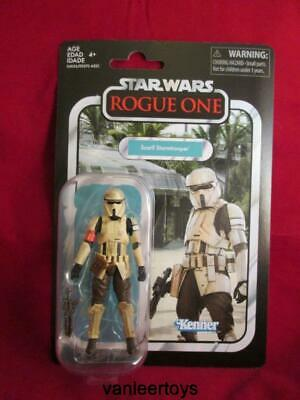 "Star Wars The Vintage Collection TVC 3.75""- Scarif Stormtrooper VC133 Rogue one"