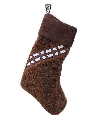 Official Star Wars Chewbacca Christmas Stocking