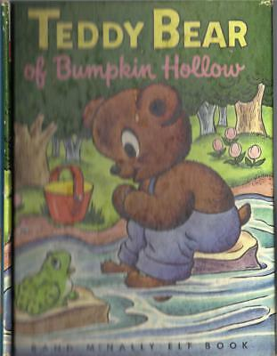 Teddy Bear of Bumpkin Hollow by Boucher; illus. by Dean Bryant / 1948 / 1st Ed.