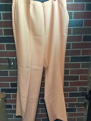 VTG Lucky Britches New York Plus Size 40 Pants Bradlees Tags Permanent Crease