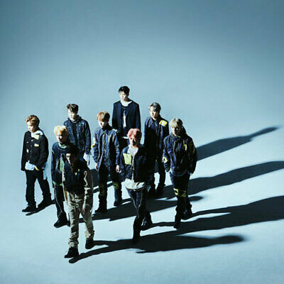 Nct 127 - [ Nct #127 We Are Superhuman ] Cd+Photocard+Poster+Tracking, Sealed