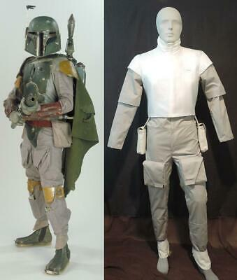 BOBA FETT SUPREME EDITION Costume Adult Star Wars Collector Licensed Replica
